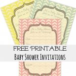 Free Baby Shower Invites   Frugal Fanatic   Baby Invitations Printable Free