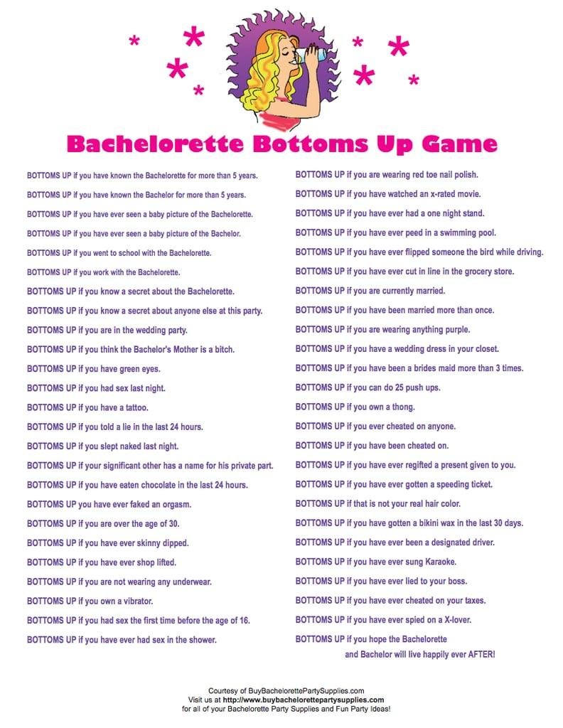 Free Bachelorette Party Printables | Popsugar Smart Living - Free Printable Bachelorette Signs