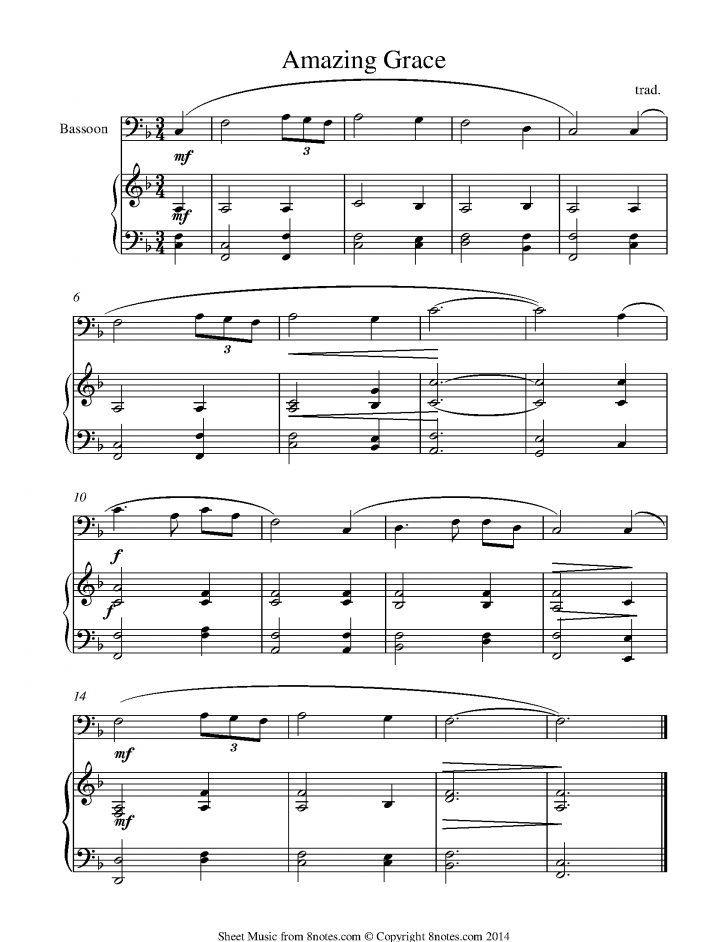 Free Printable Classical Sheet Music For Piano