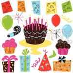 Free Birthday Art Cliparts, Download Free Clip Art, Free Clip Art On   Birthday Clipart Free Printable