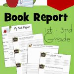 Free Book Report Template | Play Activities For Kids | 1St Grade   Free Printable Books For 5Th Graders