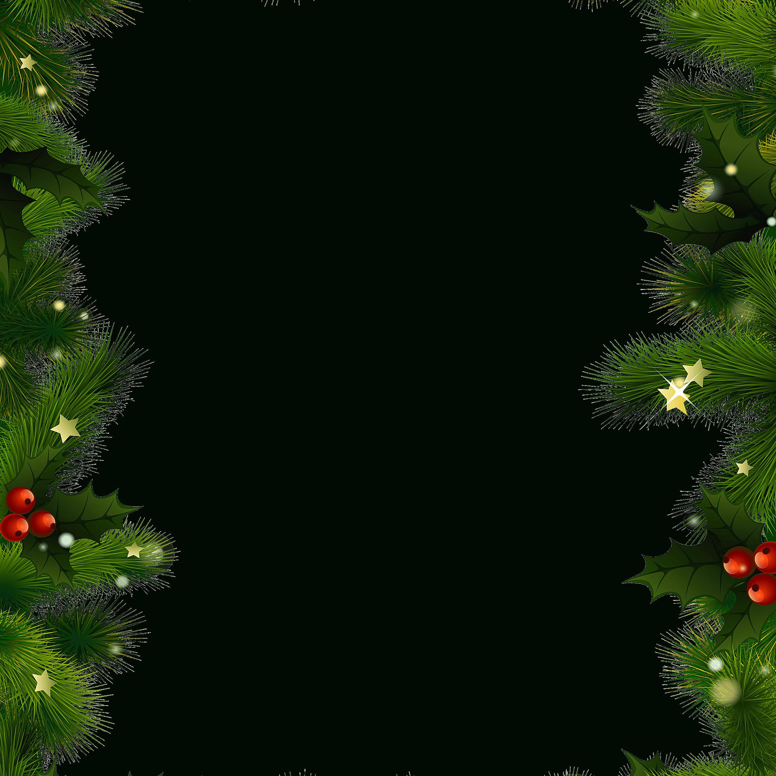 Free Christmas Borders And Frames - Free Printable Christmas Backgrounds