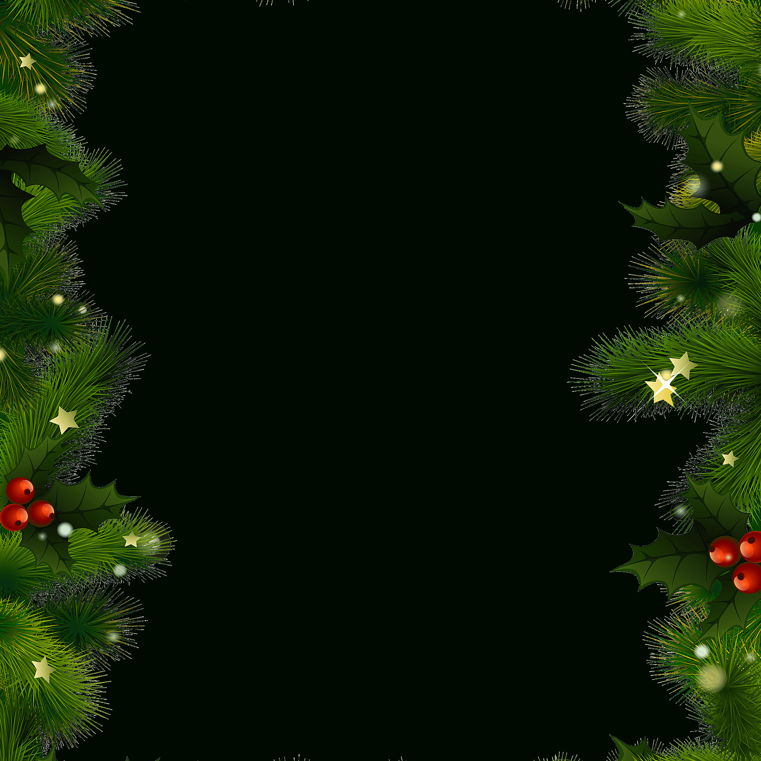 Free Christmas Borders And Frames - Free Printable Christmas Frames And Borders