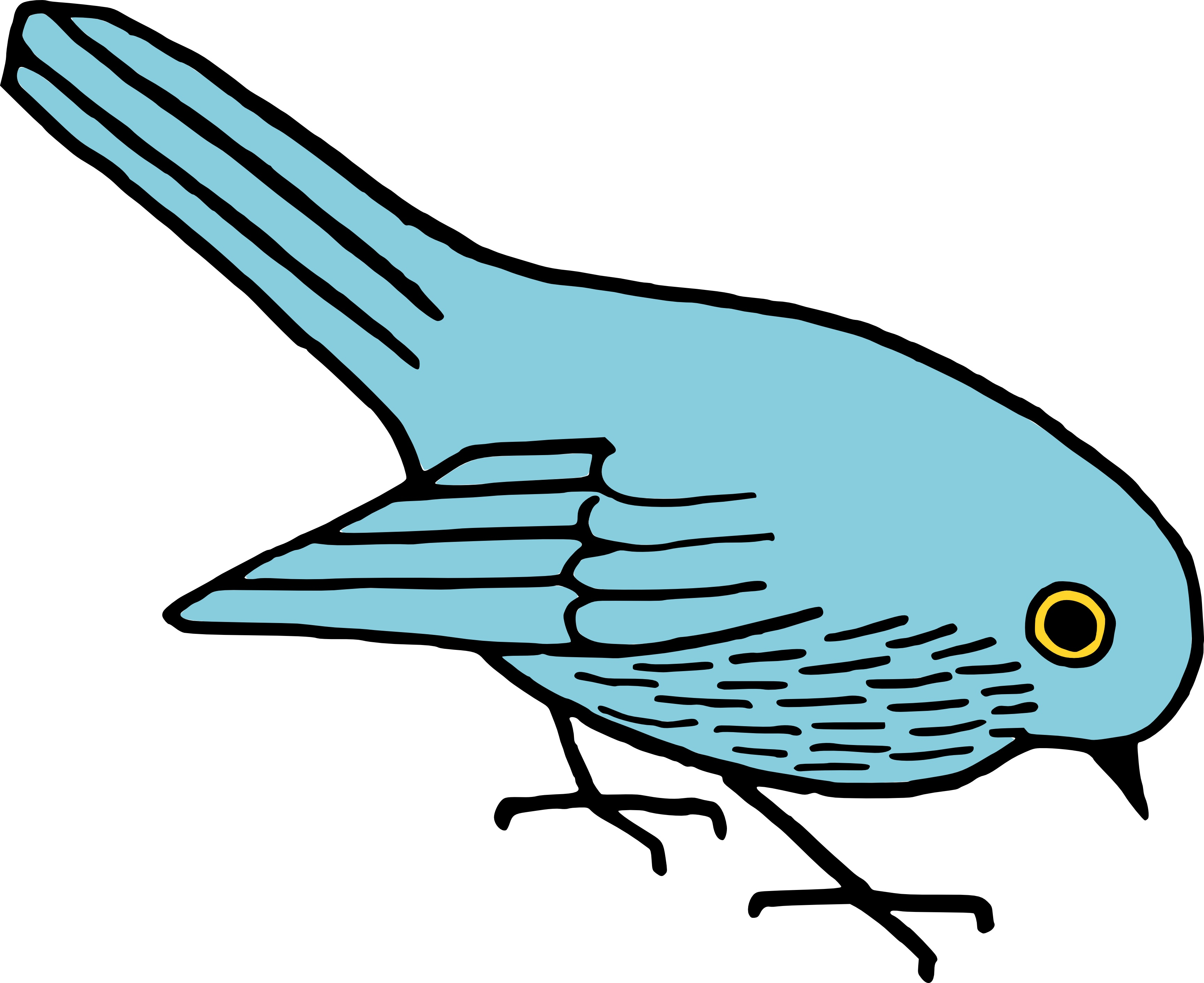 Free Clip Art Bird | Clip Art Department - Free Printable Images Of Birds