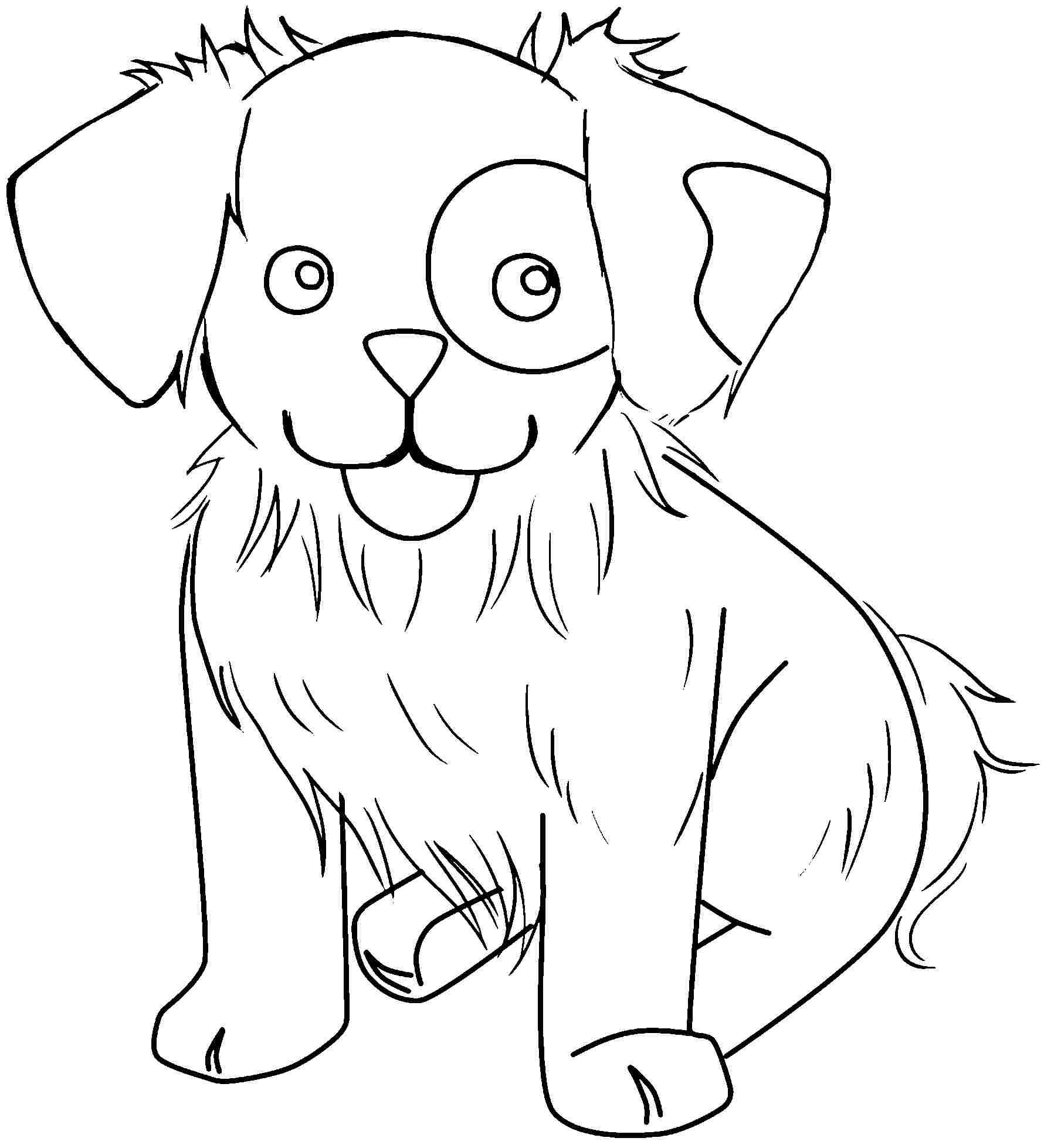 Free Coloring Pages Animals | Topsailmultimedia - Free Coloring Pages Animals Printable