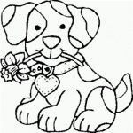 Free Coloring Pages For Girls | Colorings | Coloring Pages For Girls   Colouring Pages Dogs Free Printable