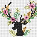 Free Cross Stitch Patterns — Dmc Philippines | Cross Stitch Patterns   Free Printable Cross Stitch Patterns Flowers