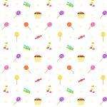 Free Digital Birthday Scrapbooking Paper : Sweets   Ausdruckbares   Free Printable Wallpaper Patterns