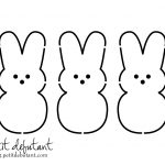 Free Easter Bunny Templates Printables – Hd Easter Images   Free Printable Bunny Templates