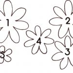 Free Flower Template, Download Free Clip Art, Free Clip Art On   Free Printable Flower Template