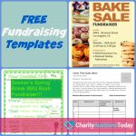 Free Fundraiser Flyer | Charity Auctions Today   Create Flyers Online Free Printable