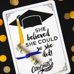 Free Graduation Cards With Positive Quotes And Cash!   Graduation Cards Free Printable Funny