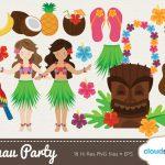 Free Hawaii Cliparts, Download Free Clip Art, Free Clip Art On   Free Printable Luau Clipart