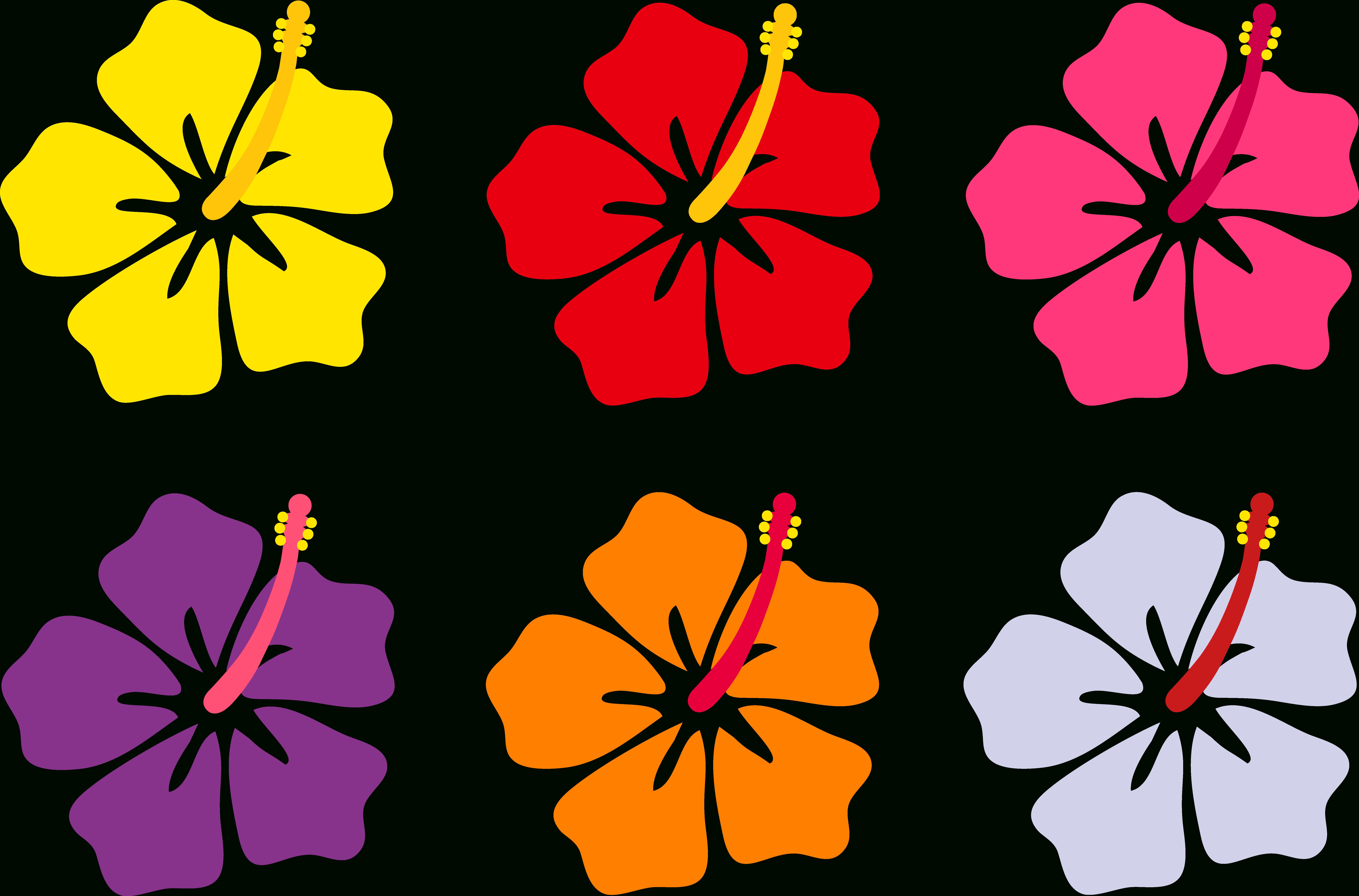 Free Hawaiian Cliparts, Download Free Clip Art, Free Clip Art On - Free Printable Luau Clipart