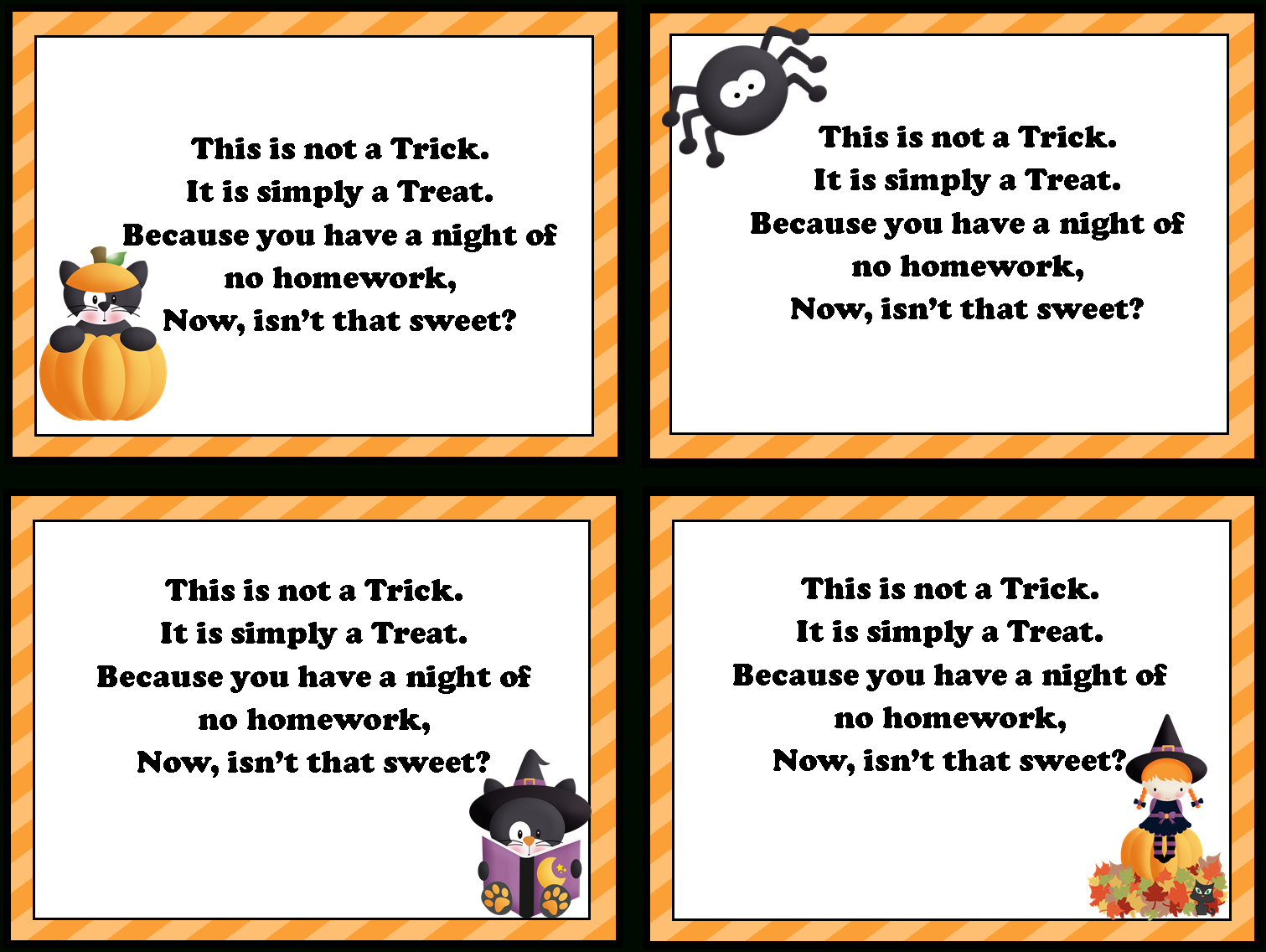 Free Homework Pass Cliparts, Download Free Clip Art, Free Clip Art - Get Out Of Homework Free Pass Printable