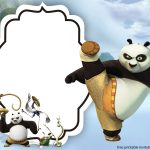 Free Kungfu Panda Invitations Templates | Bagvania Invitation | Free   Panda Bear Invitations Free Printable
