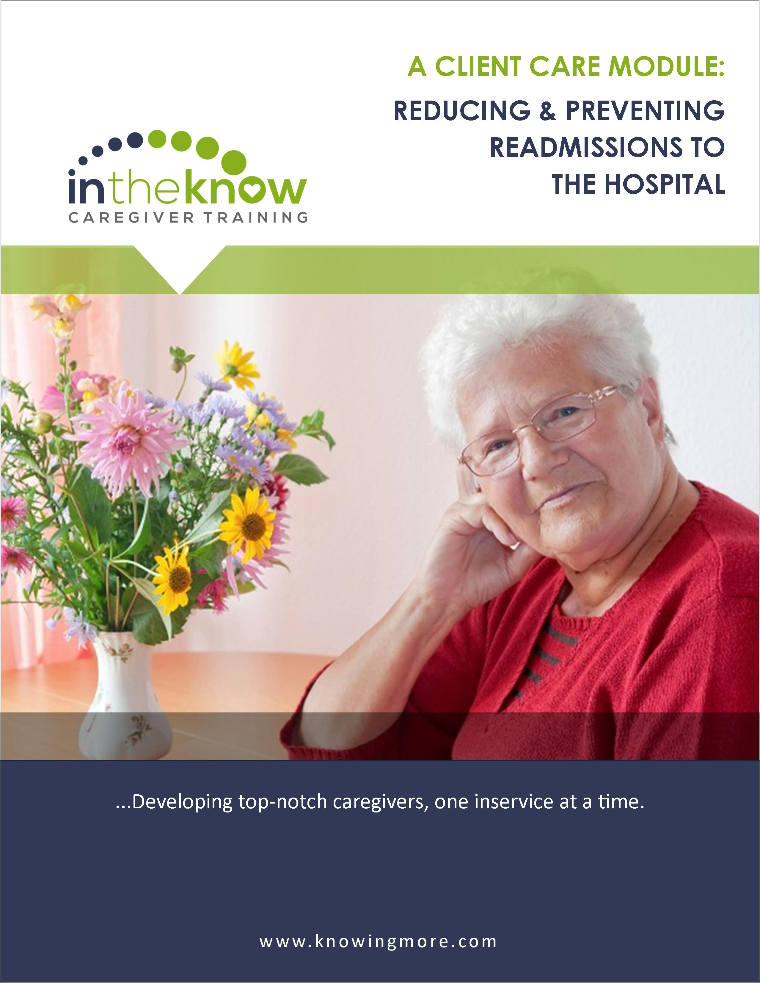 Free Pdf Download | In The Know Caregiver Training - Free Printable Inservices For Home Health Aides
