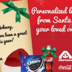 Free Personalized Letter From Santa Claus + Redbox Offer & Printable   Free Printable Coupons For Coca Cola Products