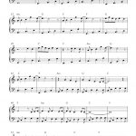Free Piano Sheet Music: Shawn Mendes   Stitches.pdf N Ow That I'm   Airplanes Piano Sheet Music Free Printable