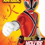Free Power Ranger Birthday Invitations | Bagvania Invitation In 2019   Free Printable Power Ranger Birthday Invitations