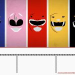 Free Power Rangers Birthday Invitation Templates | Free Printable   Free Printable Power Ranger Birthday Invitations