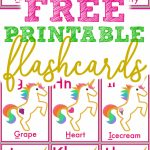 Free Printable Alphabet Flashcards For Toddlers   Simple Mom Project   Free Printable Flashcards For Toddlers