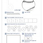 Free Printable Alphabet Recognition Worksheets For Small Letters   Free Printable Letter Recognition Worksheets