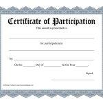 Free Printable Award Certificate Template   Bing Images | 2016 Art   Free Printable Certificate Templates