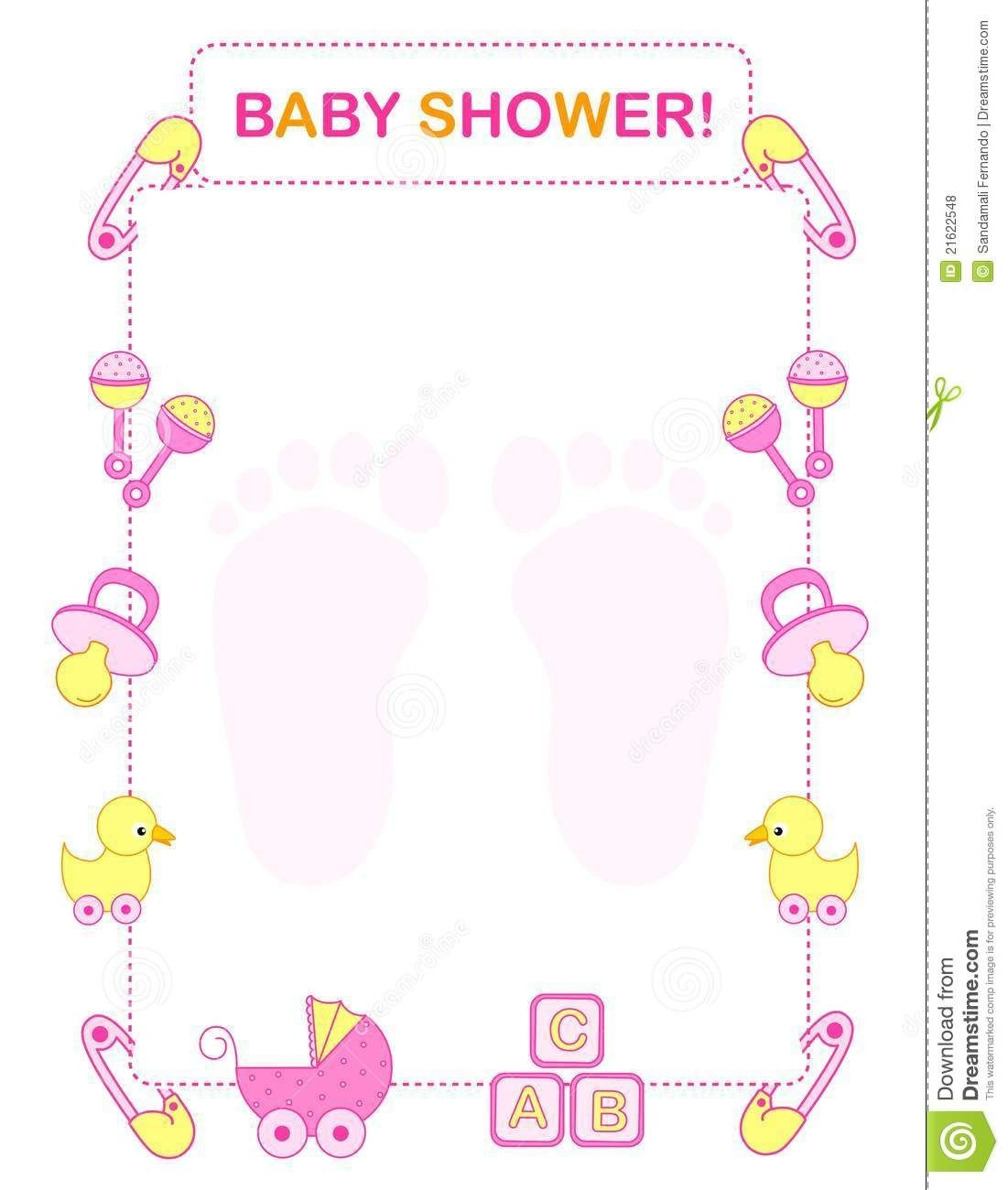 Free Printable Baby Shower Clip Art (59 ) | Baby Shower In 2019 - Free Printable Baby Shower Clip Art