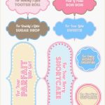 Free Printable Baby Shower Favor Tags Template Brochure Templates   Free Printable Baby Shower Favor Tags Template