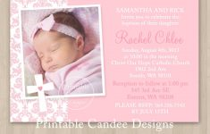 Free Printable Baptism Invitations | Chivito's Bautizo | Christening – Free Printable Personalized Baptism Invitations