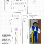 Free Printable Barbie Doll Clothes Patterns – Free, Printable Doll   Easy Barbie Clothes Patterns Free Printable