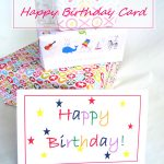 Free Printable Birthday Card   Happy Birthday Free Cards Printable
