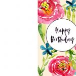 Free Printable Birthday Cards – Paper Trail Design – Happy Birthday Free Cards Printable