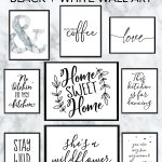 Free Printable Black And White Wall Art   Download And Print Your Ow   Free Printable Wall Art Black And White