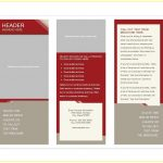 Free Printable Brochure Template   Template : Resume Examples   Free Printable Brochure Templates