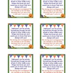 Free #printable Cards With A Message And Scripture To Hand Out With   Free Printable Gospel Tracts For Children