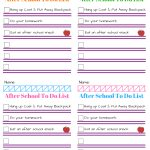 Free Printable Chore List For Kids! | Must Have Mom Printables   Free Printable Kids To Do List