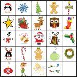 Free Printable Christmas Games: Christmas Matching Game In Christmas   Free Printable Matching Cards
