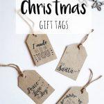 Free Printable Christmas Gift Tags | Free Printables | Free   Diy Gift Tags Free Printable