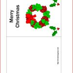 Free Printable Christmas Greeting Cards Print Birthday Cards Online   Free Online Printable Christmas Cards