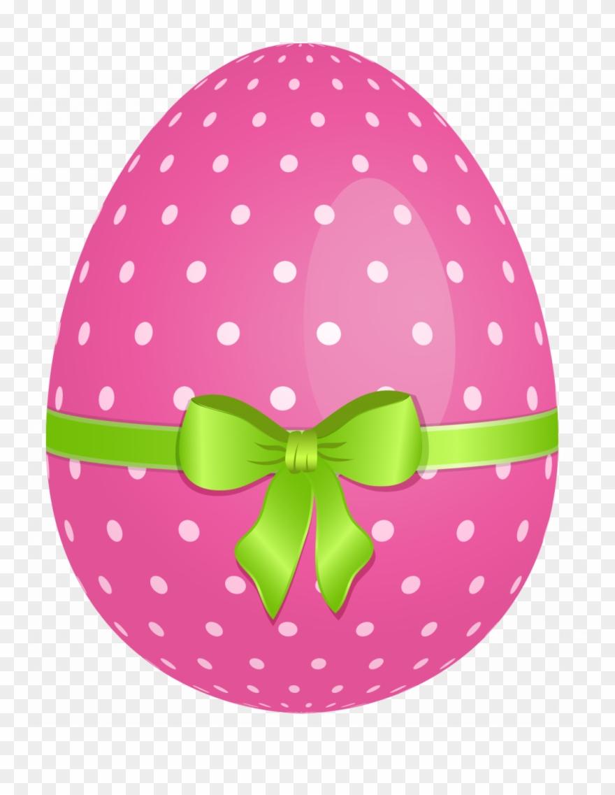 Free Printable Clip Art Easter Eggs - Easter Egg Clipart Gif - Png - Free Printable Clip Art