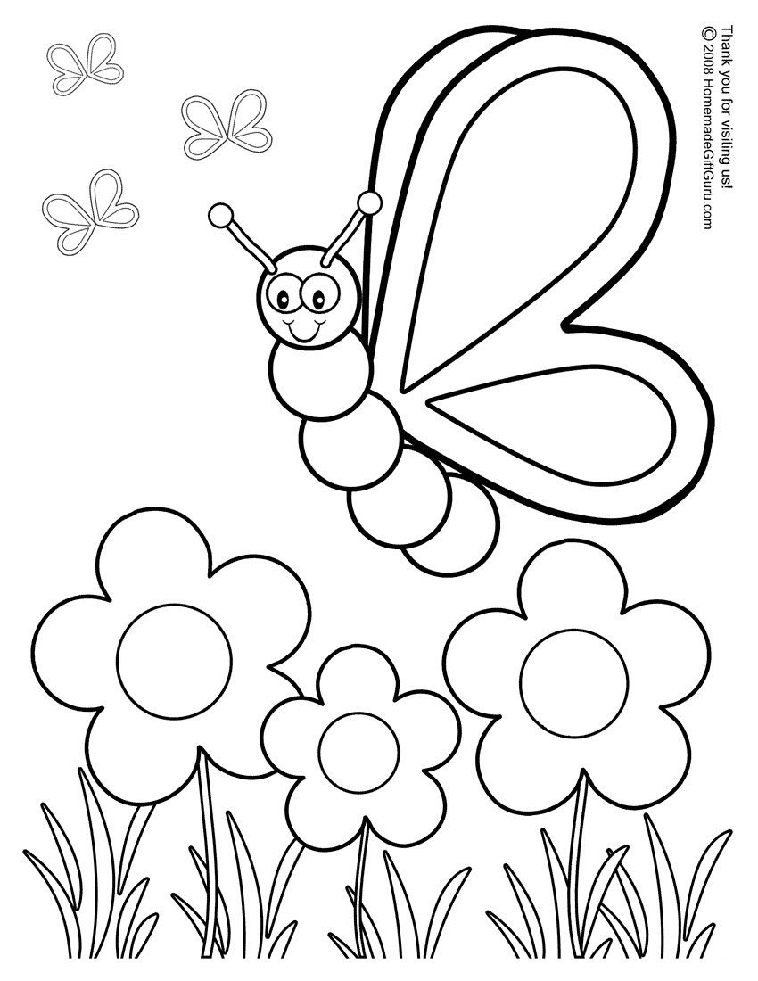 Free Printable Coloring Pages 01 | Fitness | Preschool Coloring - Free Printable Color Sheets For Preschool