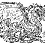 Free Printable Coloring Pages For Adults Advanced Dragons – Google – Free Printable Coloring Pages For Adults Advanced