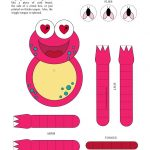 Free Printable Crafts For Girls | Isabel Morena Crafts | Pinterest   Free Printable Crafts