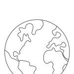 Free Printable Earth Template | Classroom | Earth Day Crafts, Earth – Free Printable Earth Pictures