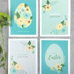 Free Printable} Easter Cards | Blog | Botanical Paperworks   Free Printable Easter Cards To Print