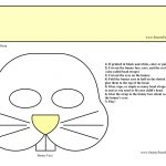 Free Printable Easter Crafts For Kids – Happy Easter & Thanksgiving 2018   Free Printable Easter Masks
