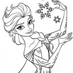 Free Printable Elsa Coloring Pages For Kids | Elsa | Frozen Coloring   Free Printable Frozen Coloring Pages