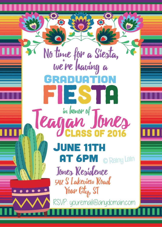 Free Printable Fiesta Invitations - Anarchistshemale - Free Printable Fiesta Invitations